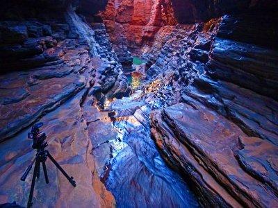 The ethereal magic of Hancock gorge