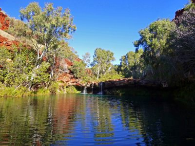 Karijini: a place for which words just aren't enough