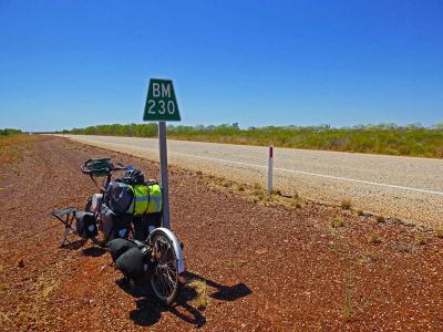 Broome: the next town, just 230km away