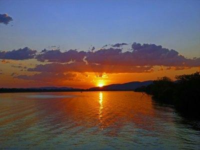 The sun sets on my time in Kununurra