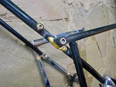 Rack repairs
